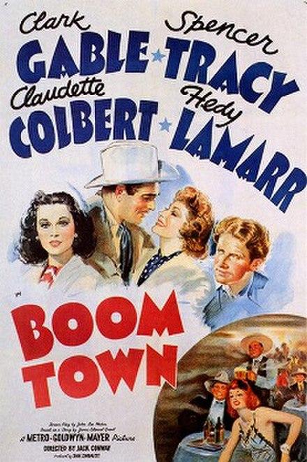 รีวิวหนัง Boom Town